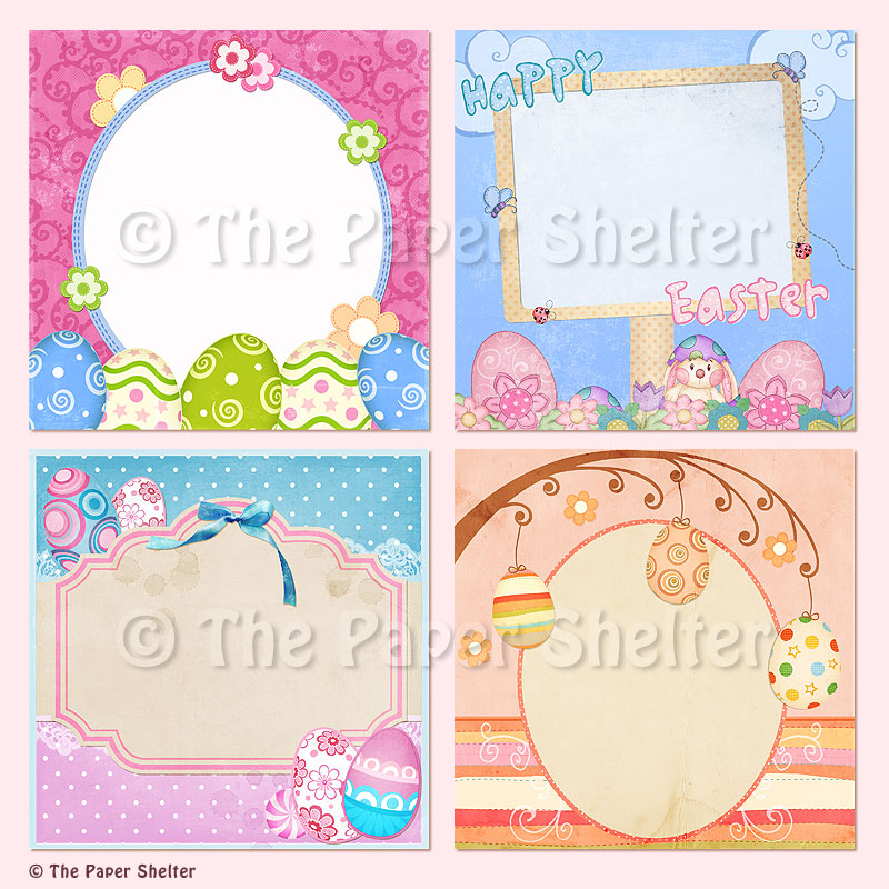 Easter - Paper Pack