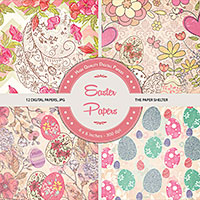 Easter Papers - Paper Pack