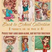 Back to School Collection - 6 products for the price of 4