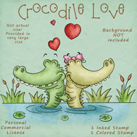 Crocodile Love