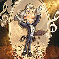 Music Director -Digital Stamp