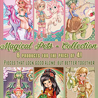 My Magical Pets Collection - 6 products for the price of 4