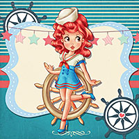 Pretty Little Sailor