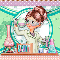 Science! - Digital Stamp
