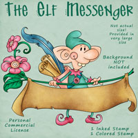 The Elf Messenger