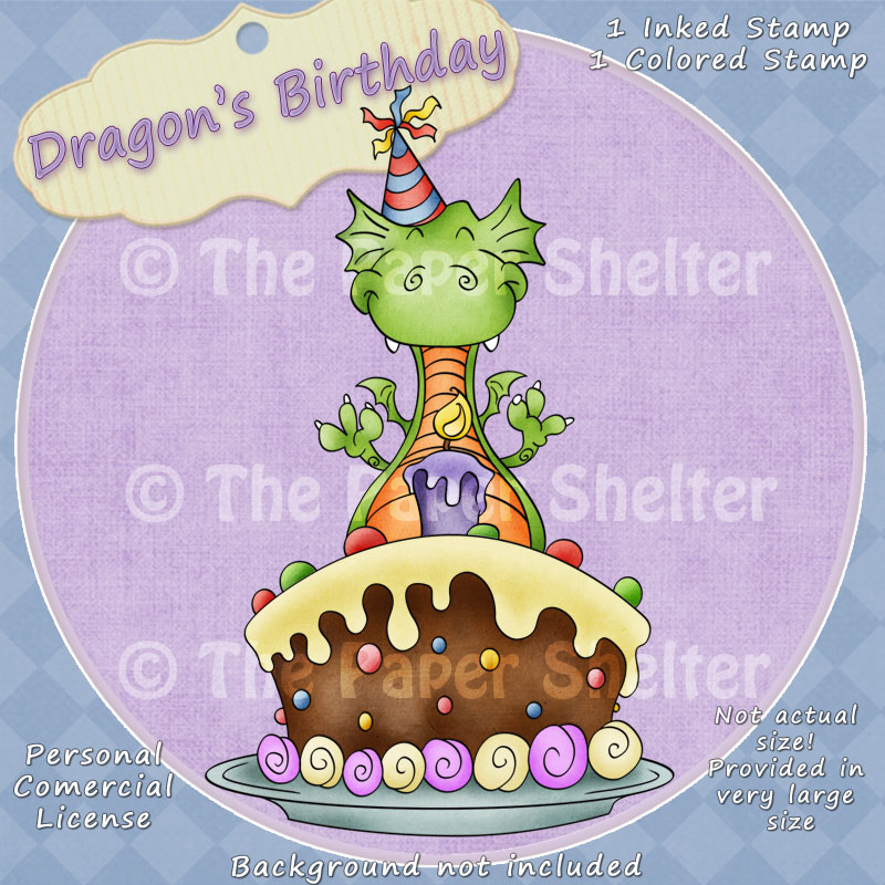 Dragon's Birthday - Click Image to Close