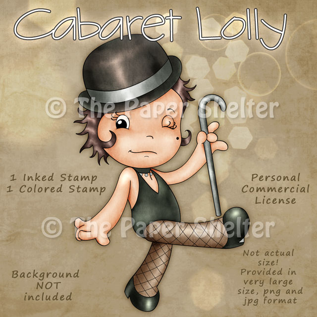 Cabaret Lolly
