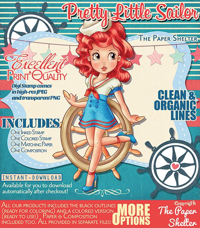 Pretty Little Sailor