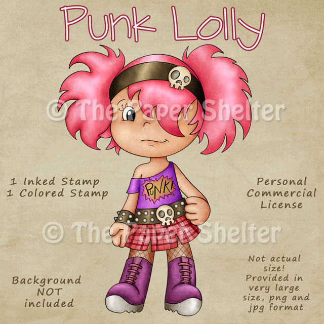 Punk Lolly